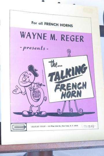 Reger W M - The Talking French Horn